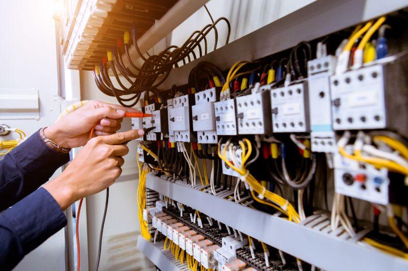 توزيع أنظمة القوى الكهربائية
