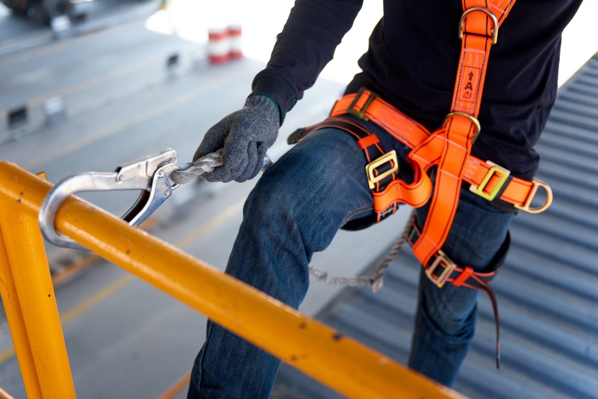 السلامة والصحة المهنية في المشاريع الهندسية